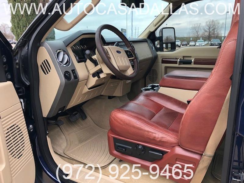Ford Super Duty F-250 2008 price $11,488
