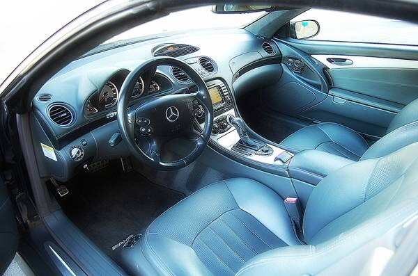 Mercedes-Benz SL55 AMG 2006 price $18,995