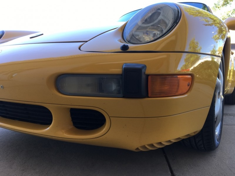 Porsche 911 Carrera 1996 price $0