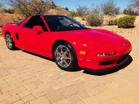 Acura NSX 1996 price $89,995