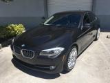 BMW 5-Series 2012