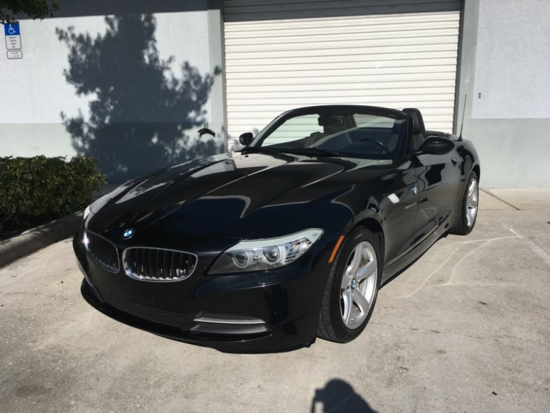 BMW Z4 2013 price $0