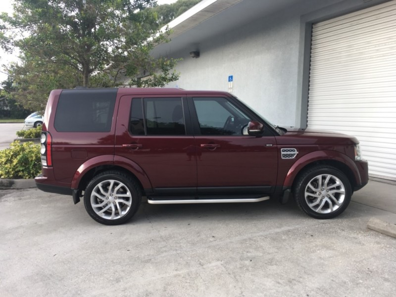 Land Rover LR 4 2015 price $42,995