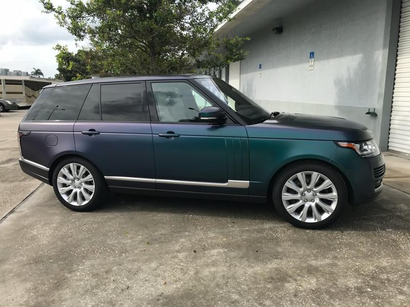 Land Rover Range Rover 2017 price $102,495