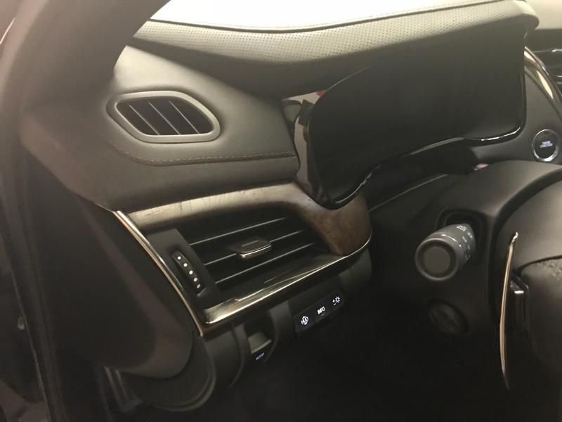 Cadillac CTS Sedan 2015 price $35,995