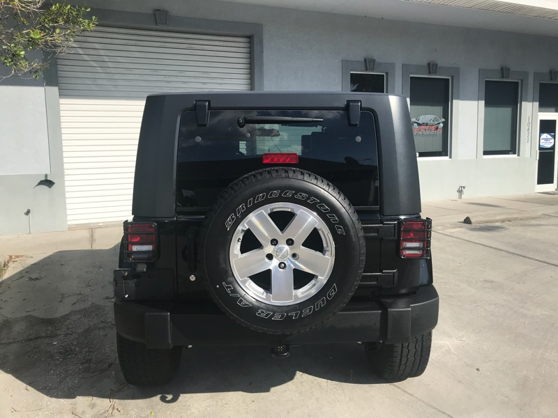 Jeep Wrangler 2008 price $18,895