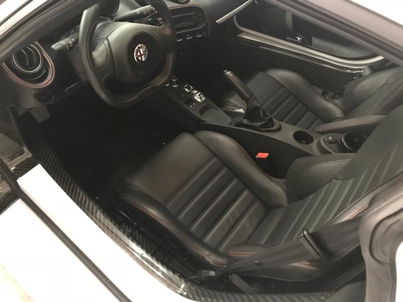 Alfa Romeo 4C 2016 price $41,995