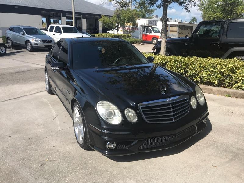 Mercedes-Benz E-Class 2008 price $0