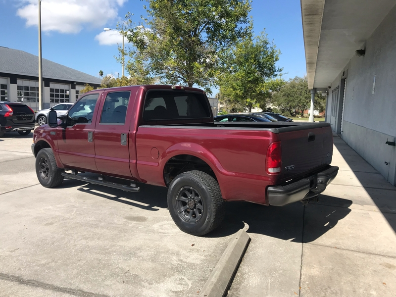 Ford Super Duty F-250 2004 price $8,995
