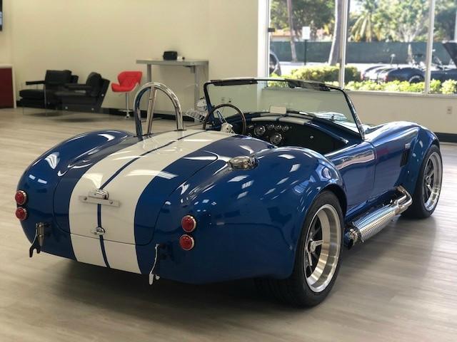 Shelby Cobra RT3 Replica * NEW 1965 price $66,995