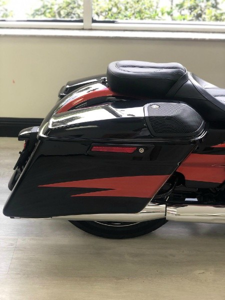 Harley Davidson CVO Street Glide FLHXSE 2017 price $31,500