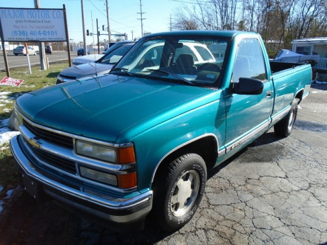 1996 Chevrolet C/K 1 Owner 1500 @1700 DOWN