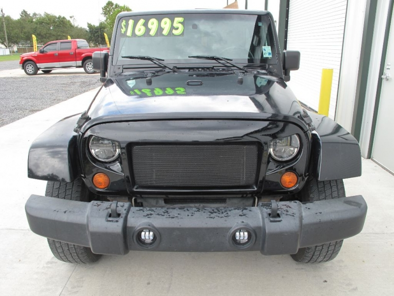 JEEP WRANGLER UNLIMI 2008 price $16,995