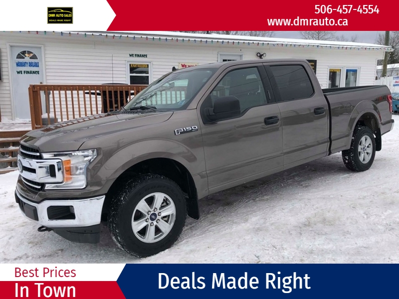 Ford F-150 2019 price $34,555