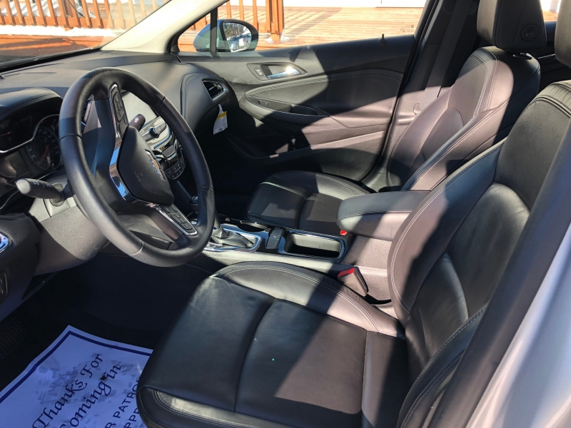 Chevrolet Cruze 2018 price $17,977