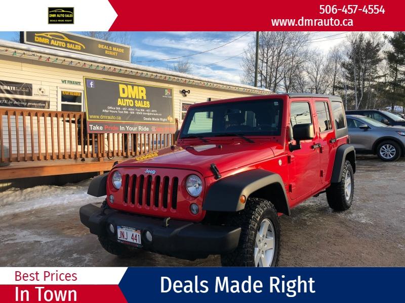 Jeep Wrangler 2016 price $19,891