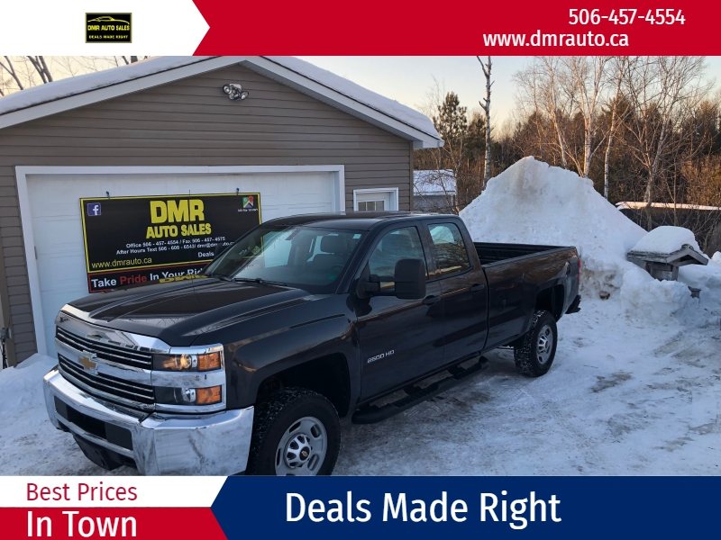 Chevrolet Silverado 2500HD 2015 price $25,885