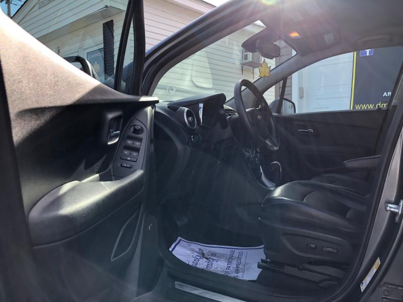 Chevrolet Trax LTZ 2014 price $10,966