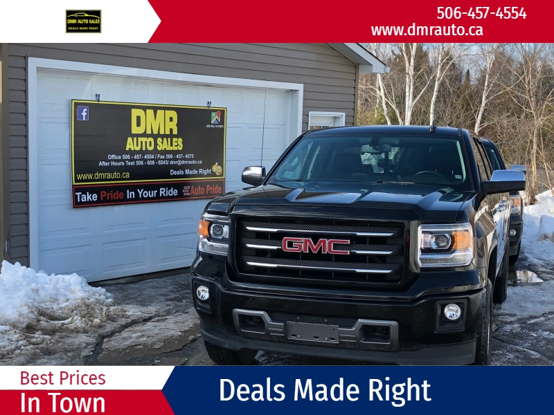 GMC Sierra 1500 2015 price $26,557