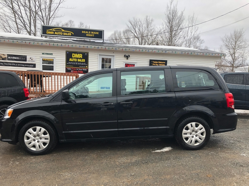 Dodge Grand Caravan 2017 price $15,988