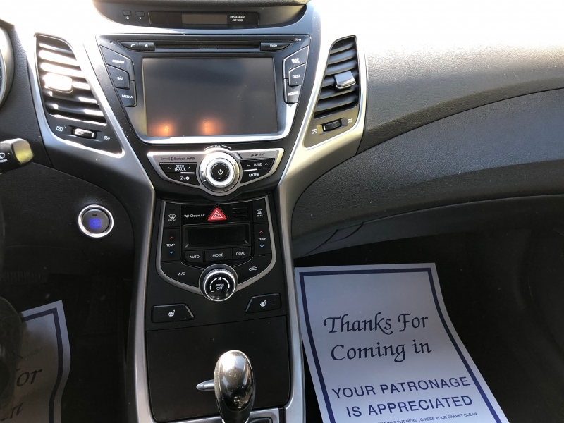Hyundai Elantra 2016 price $11,987