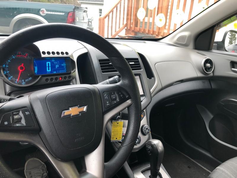 Chevrolet Sonic 2013 price $7,777