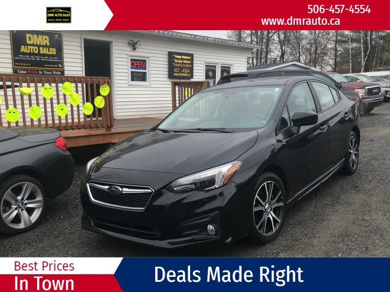 Subaru Impreza 2018 price $23,888