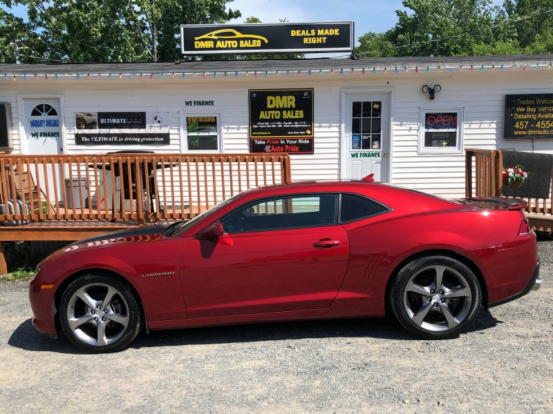 Chevrolet Camaro 2014 price $21,786
