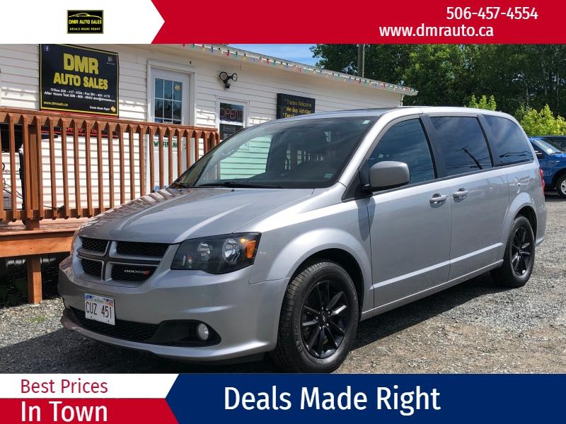 Dodge Grand Caravan 2018 price $20,855
