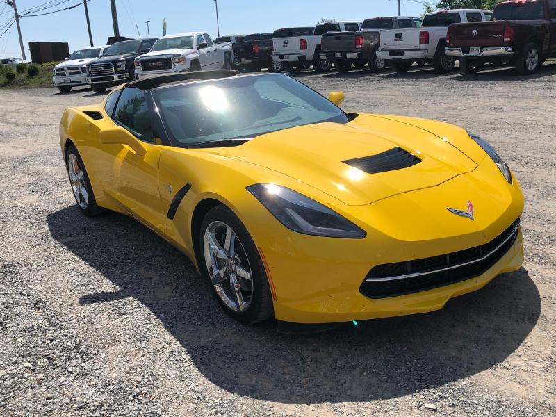 Chevrolet Corvette Stingray 2014 price $54,270