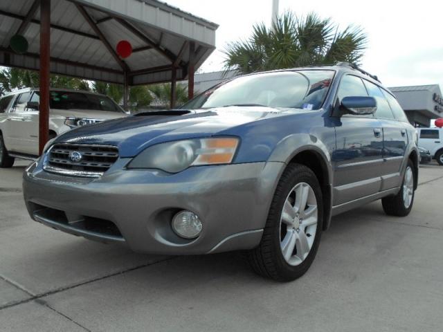 2005 Subaru Legacy Wagon (Natl)
