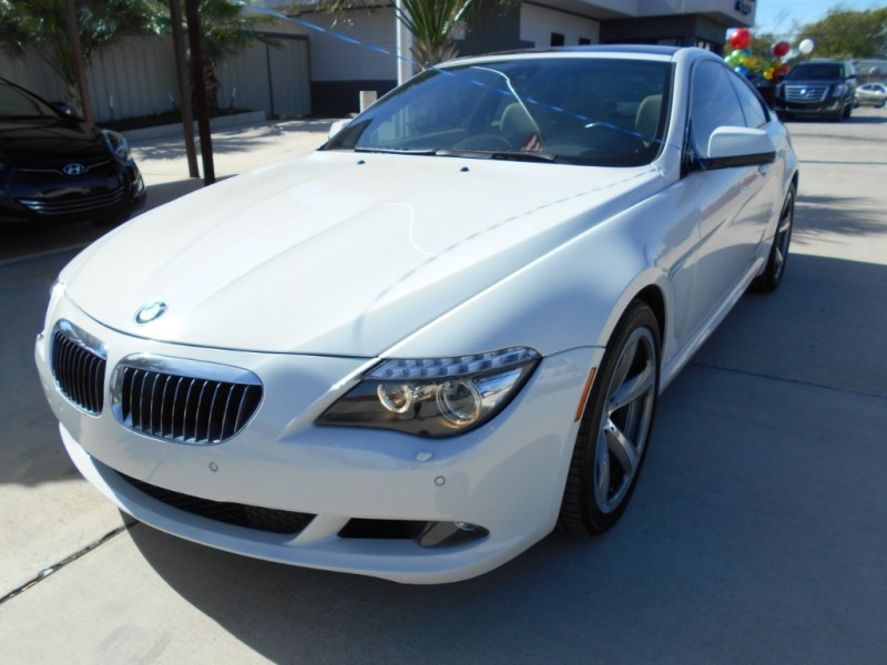 BMW 6-Series 2010 price $21,995