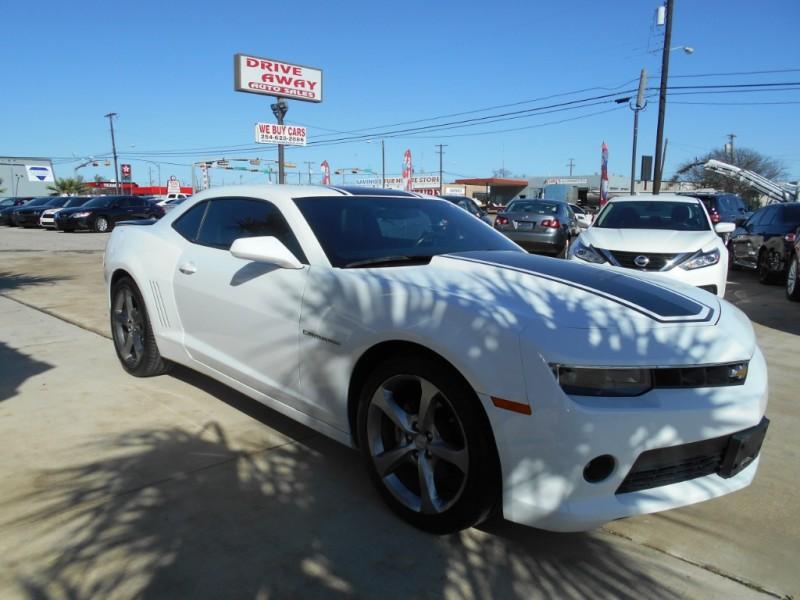 Chevrolet Camaro 2014 price $16,375