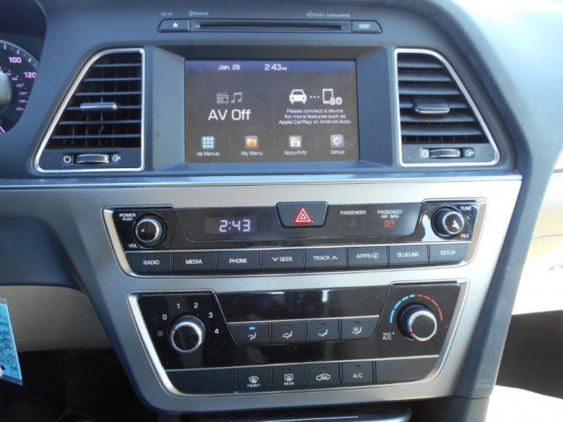 Hyundai Sonata 2017 price