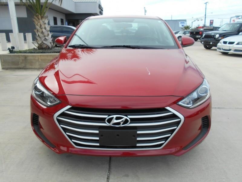 Hyundai Elantra 2017 price $12,995