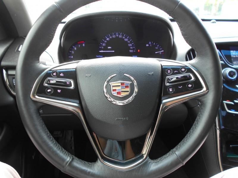 Cadillac ATS 2013 price $16,999