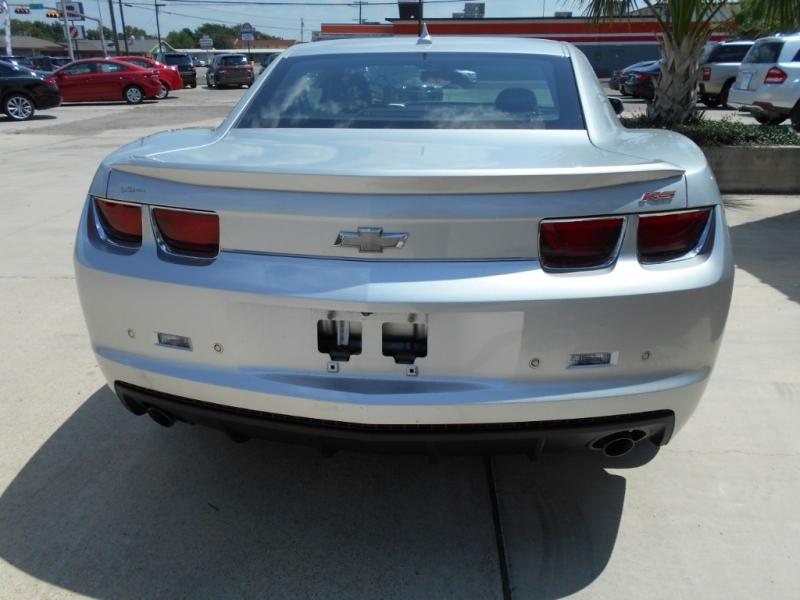 Chevrolet Camaro 2012 price $15,999