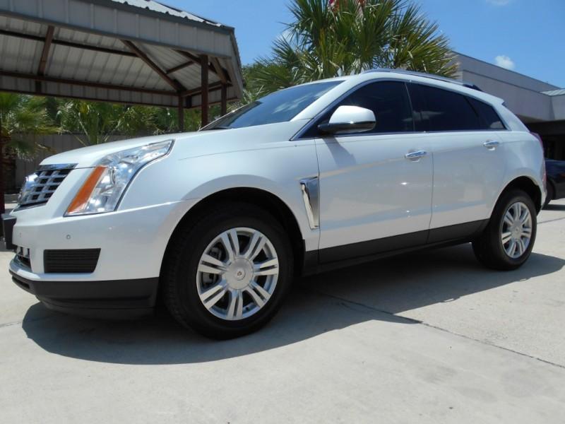 Cadillac SRX 2016 price $0