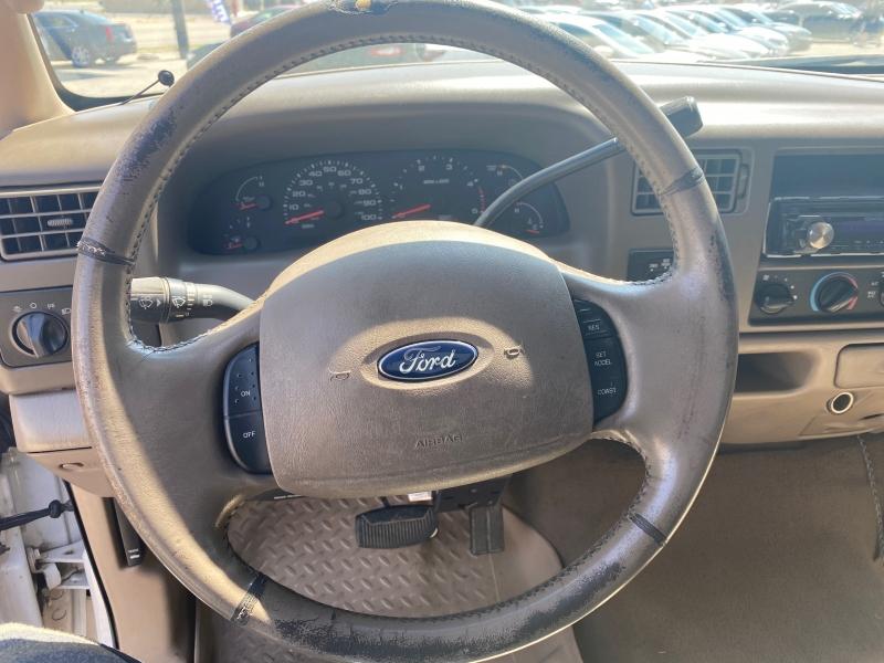Ford Super Duty F-350 SRW 2004 price $12,999