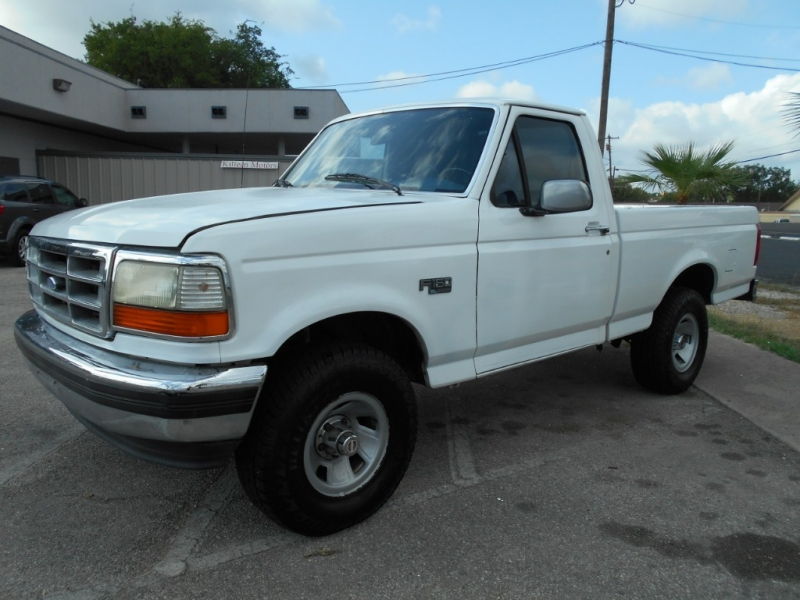Ford F-150 1996 price $0