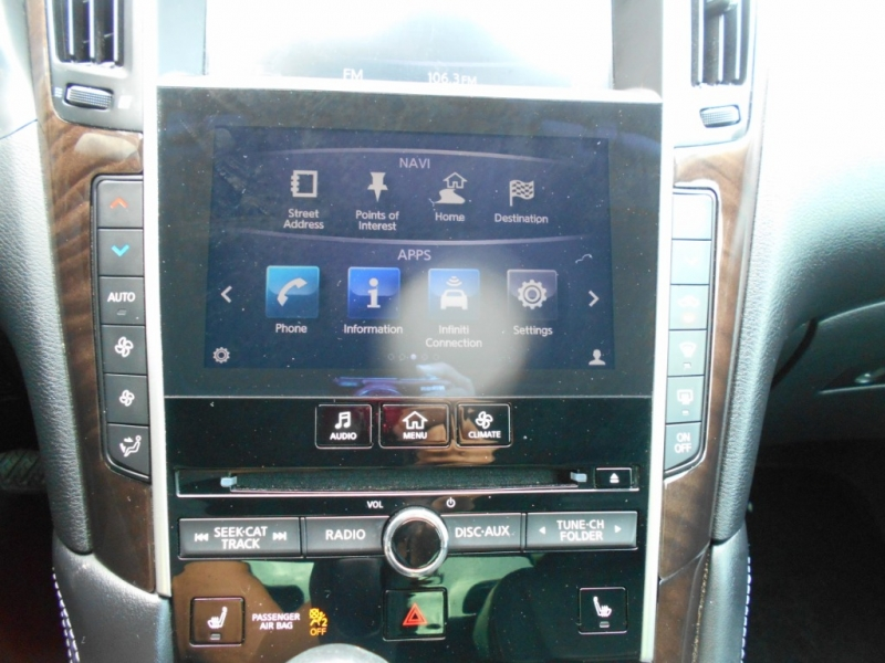 Infiniti Q50 2015 price $25,550