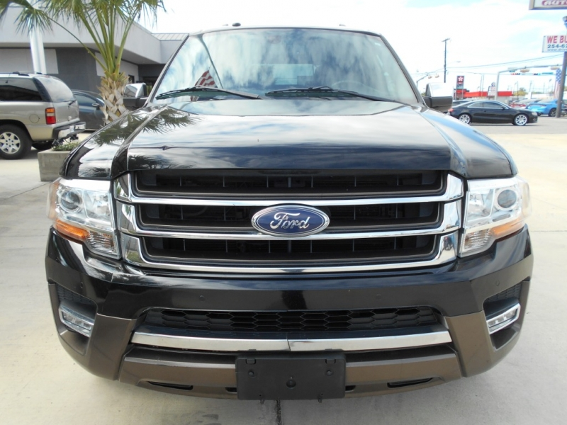 Ford Expedition 2016 price $32,999