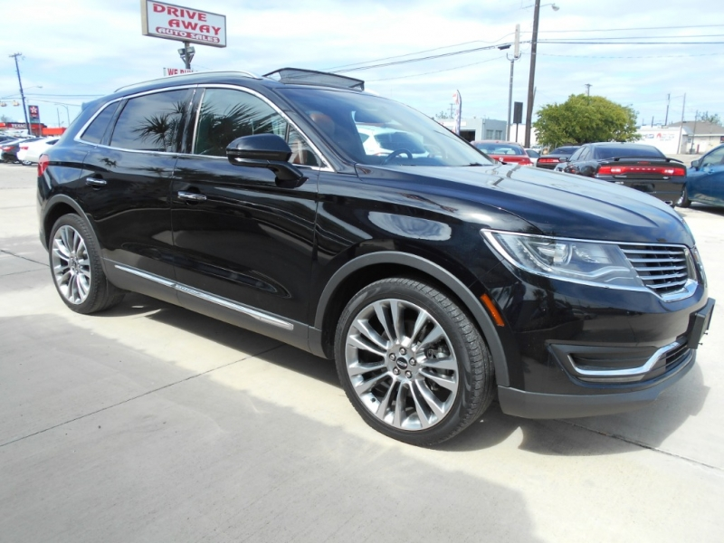 Lincoln MKX 2016 price $26,999