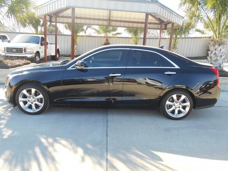 Cadillac ATS 2013 price $13,999