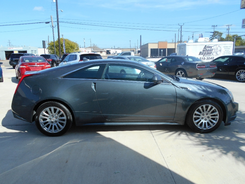 Cadillac CTS Coupe 2013 price $16,995