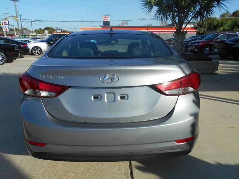 Hyundai Elantra 2015 price $10,995