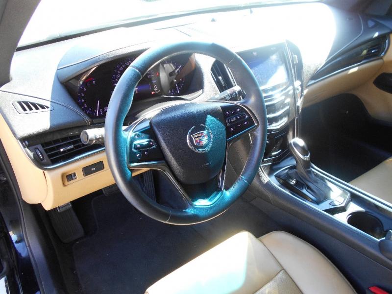 Cadillac ATS 2014 price $16,999