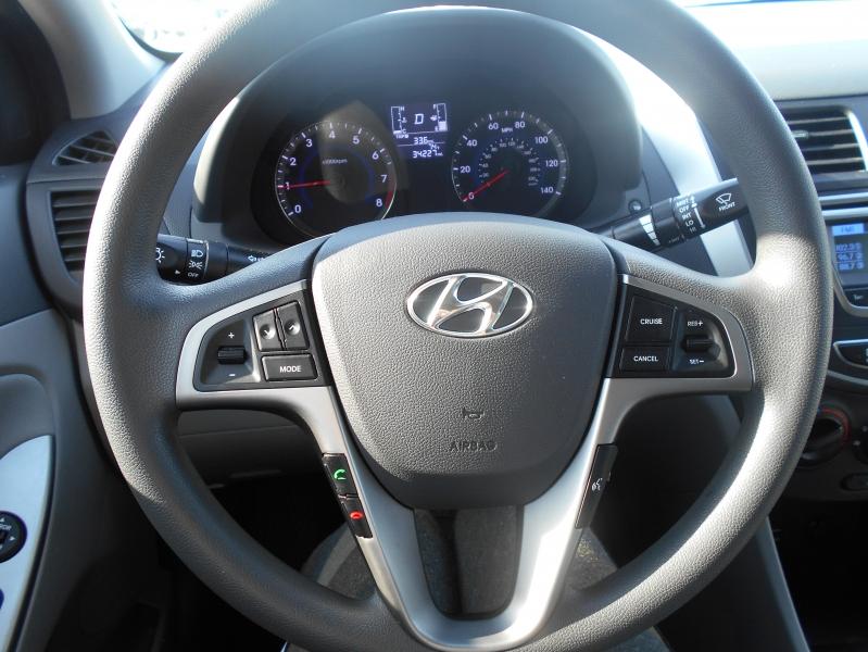 Hyundai Accent 2017 price $13,999