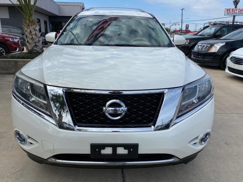Nissan Pathfinder 2013 price $16,999