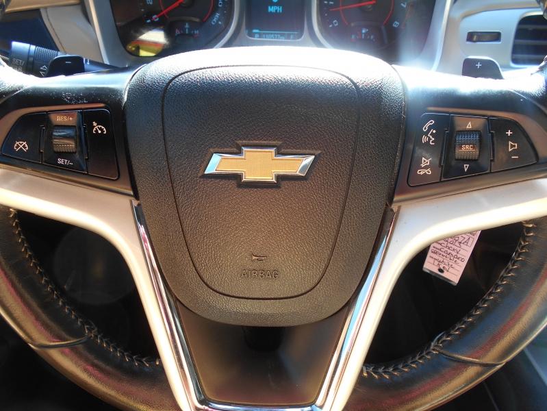 Chevrolet Camaro 2013 price $15,999